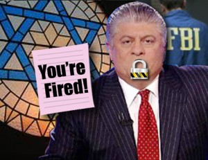 Napolitano Fired for Criticizing Israel & the FBI