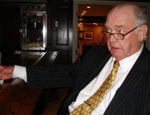 Jim Tucker's 2012 Bilderberg Itinerary