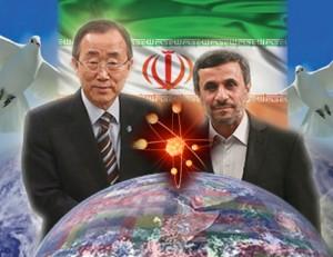 World Backs Iran