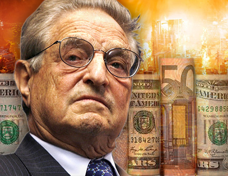 Image result for george soros as the devil