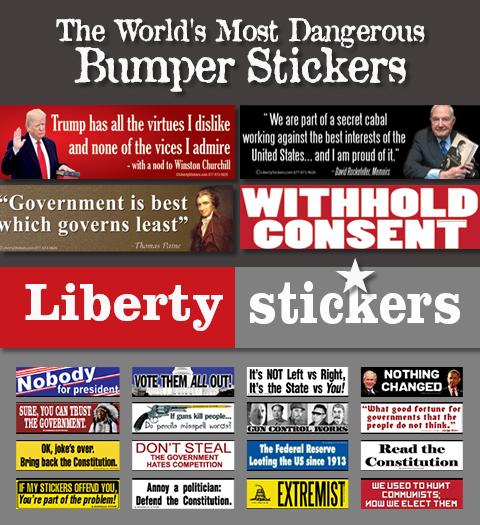 Liberty Stickers