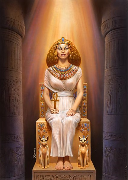 Daughter of Bast