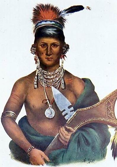 Appanoose, A Sauk Chief