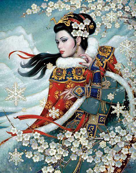 Winter's Majesty