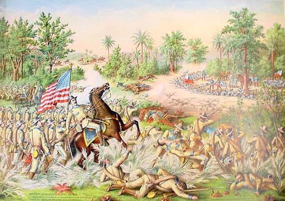 Battle of Quingua, Philippine Islands