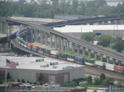 Kansas City is one of America's great railroad hubs