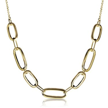 Everyday Oval link necklace from NEI Group