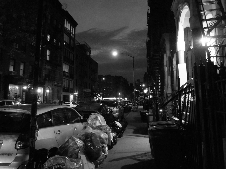 Twilight on 7th Street