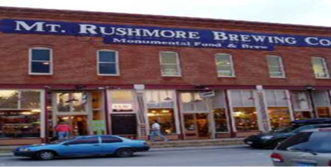 Mount Rushmore Brewing Company, Hill City