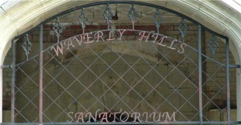 Waverly Hills Entrance
