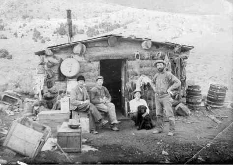 Alaskan Miners - Copper Mines