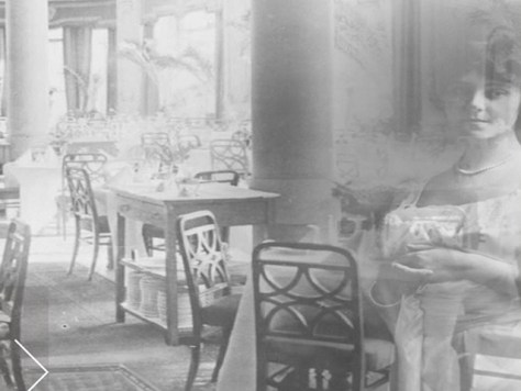 Socialite Ghost of Brown Palace Hotel