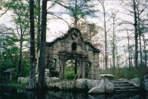 Cypress Garden Ruins (Monck's Corner, SC)