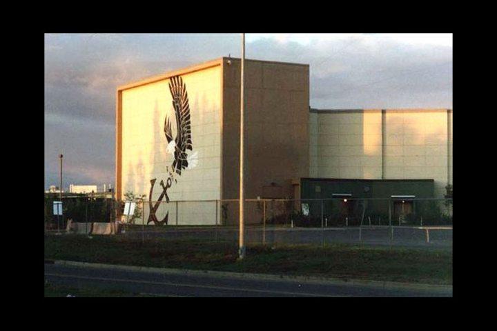West Highschool Outside