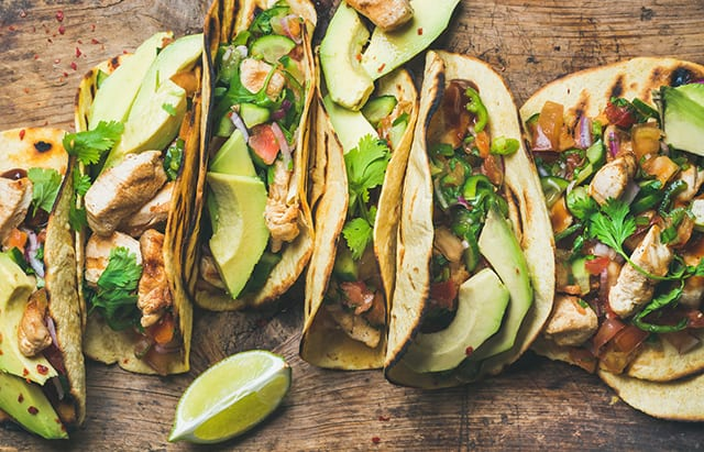 Griddle Recipe For Tacos