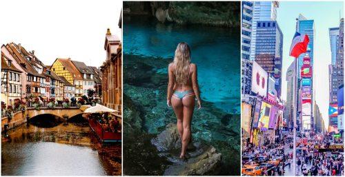 6 destinos perfectos para tus vacaciones de fin de año