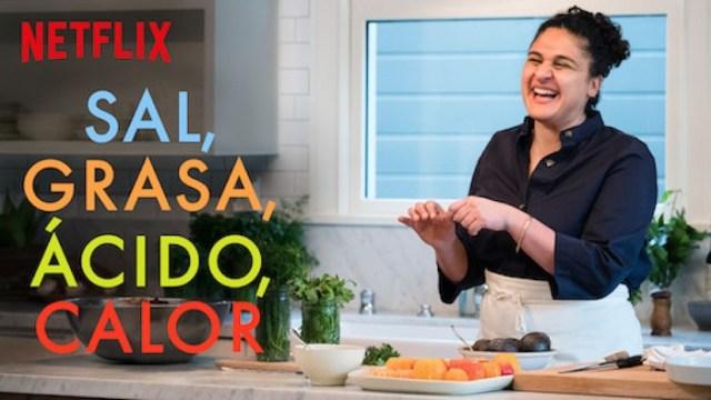 Netflix documental alimenticios