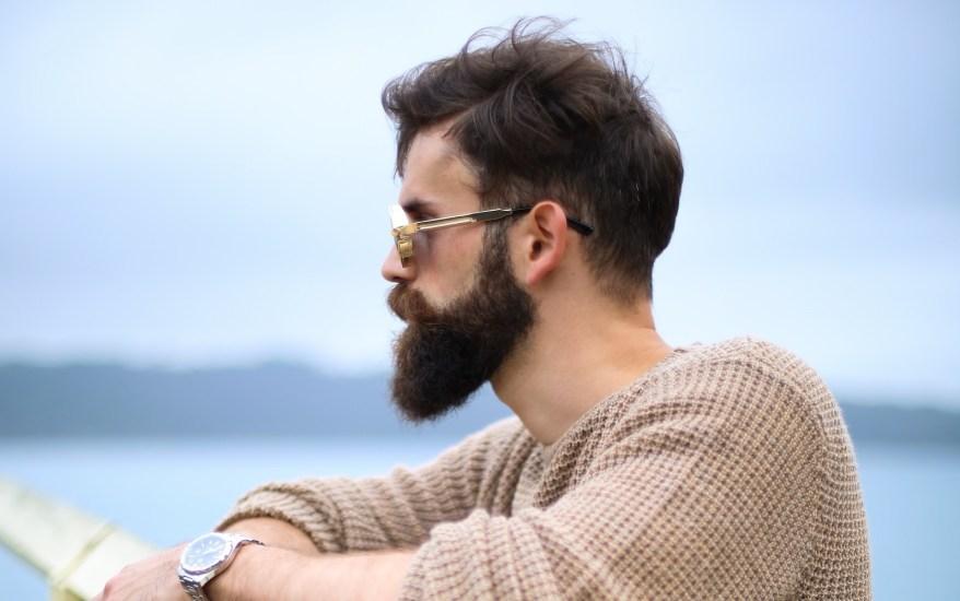 barba rostro