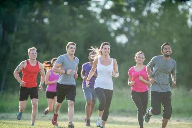 La calculadora permite medir la edad fitness según la actividad física de una persona