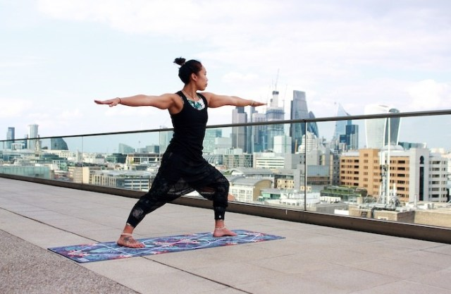 condicion fisica yoga