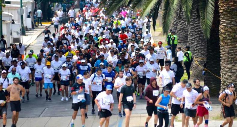 maraton trampa