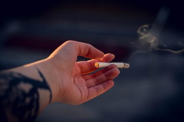 fumar daño