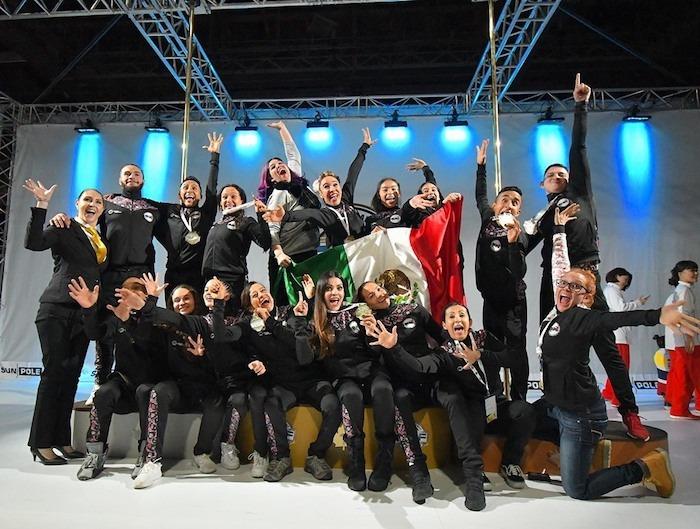 México pole sports