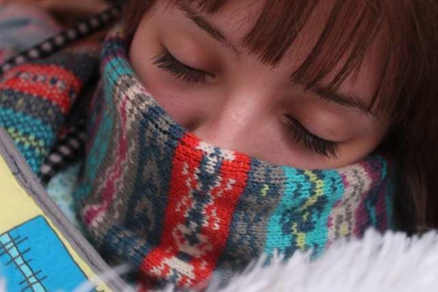 enfermedades y el frío