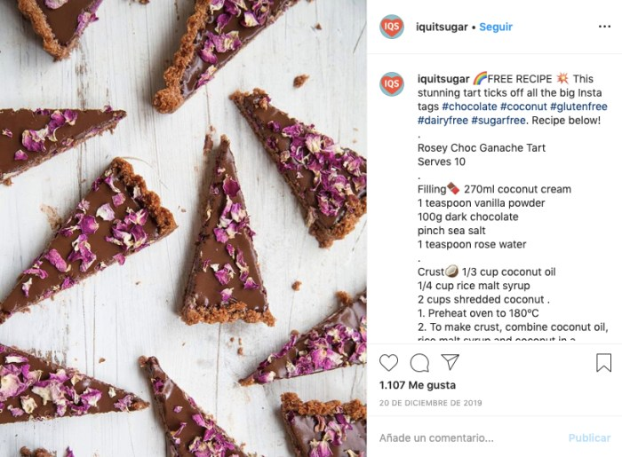cuentas healthy de instagram