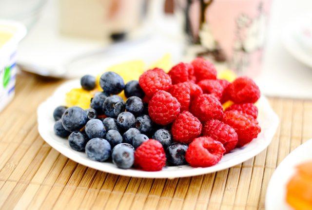 alimentos para un corazón sano