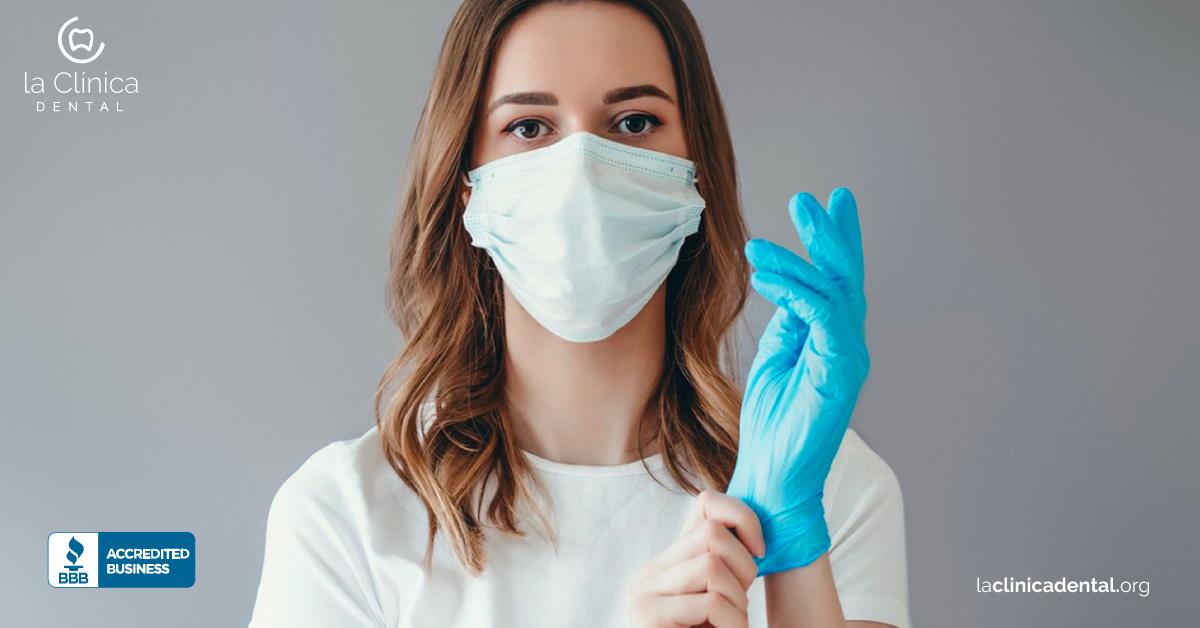 Medidas de seguridad ante la nueva normalidad en consultorios dentales