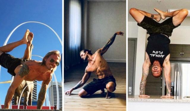 Animal Flow: la nueva tendencia para entrenar con tu propio peso