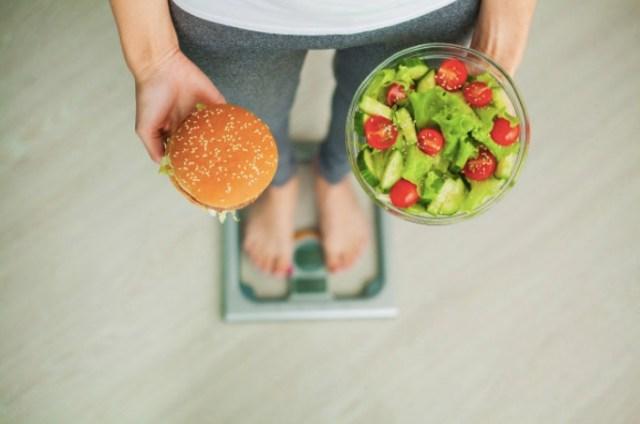 por qué no bajas peso