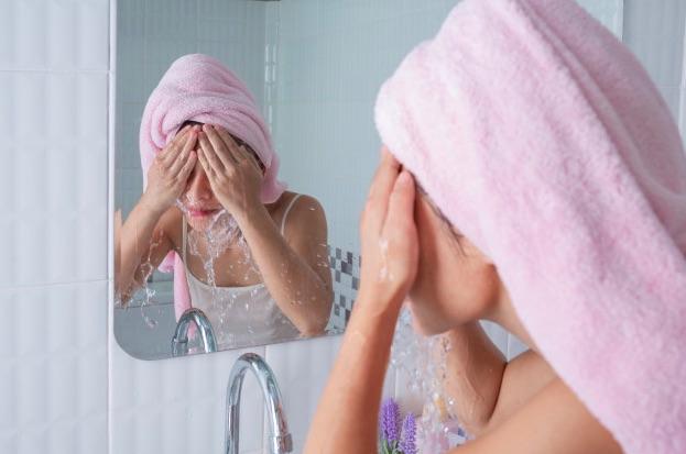 cómo lavarte cuerpo