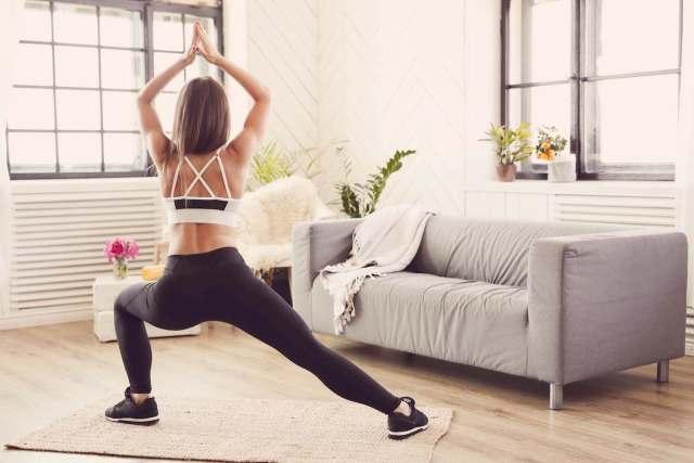 6 Errores comunes al hacer ejercicio en casa que debes evitar