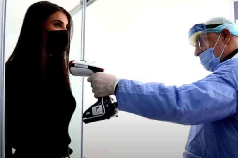 Covid-Hunter, el escaner que revolucionará la forma detectar el SARS-CoV-2