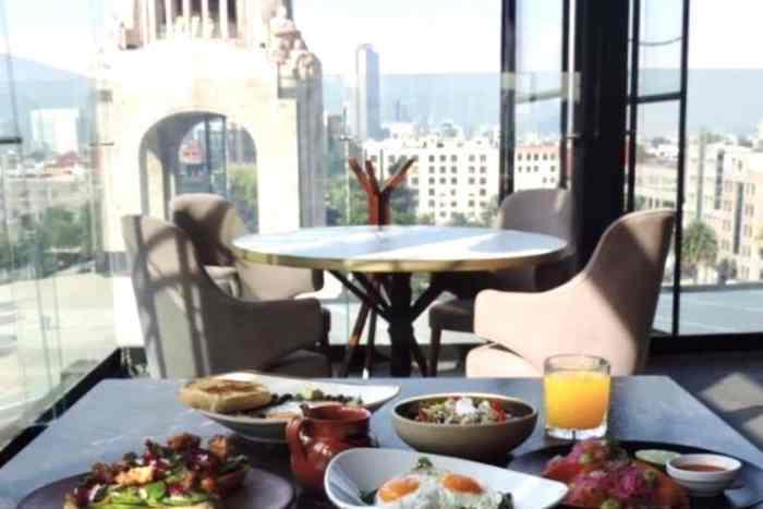 6 Restaurantes con terraza para comer delicioso al aire libre en la CDMX