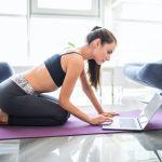 5 Video ejercicios para bajar de peso durante el confinamiento que sí funcionan