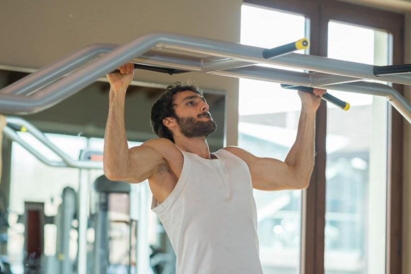 4 ejercicios de Calistenia para entrenar con tu propio peso y adelgazar