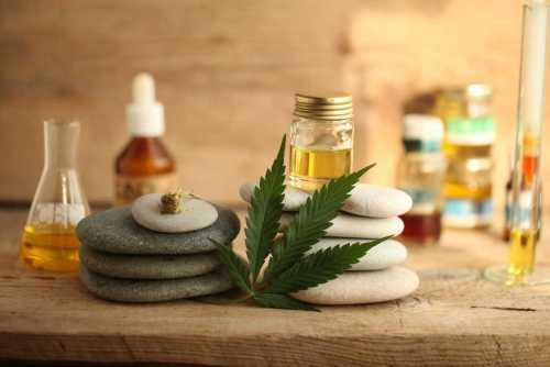 Suplementos de cannabidiol: beneficios y efectos secundarios