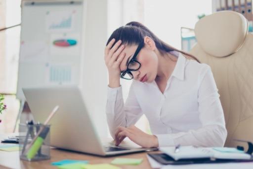 No dormir bien relacionado con la pérdida de memoria y falta de concentración