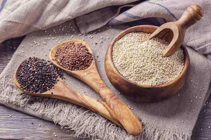El principal atractivo de la quinoa es que contiene numerosos nutrimentos que potencian tu salud