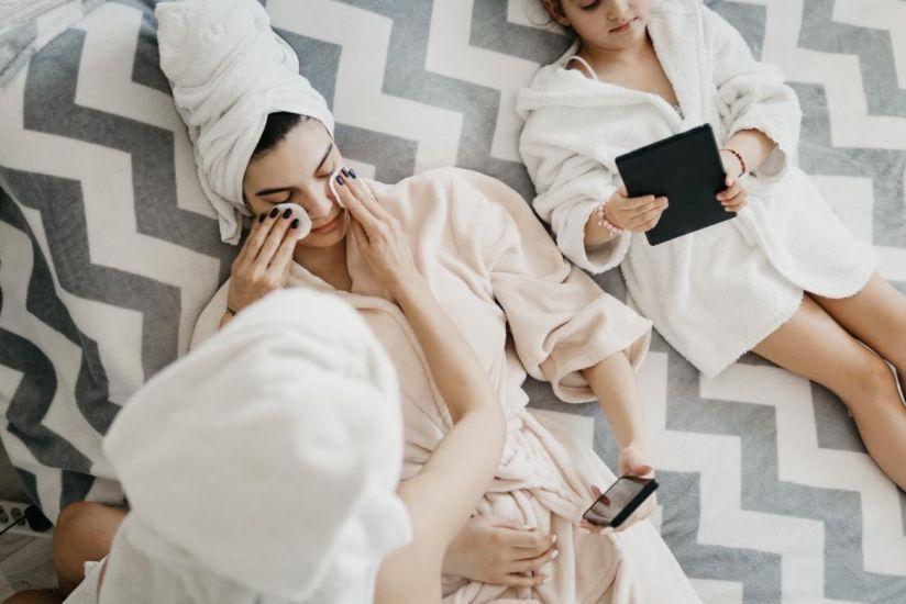 Spa virtual: 5 ideas para relajarte y consentirte desde casa