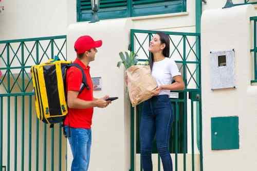 4 Aplicaciones para pedir comida y súper desde tu casa