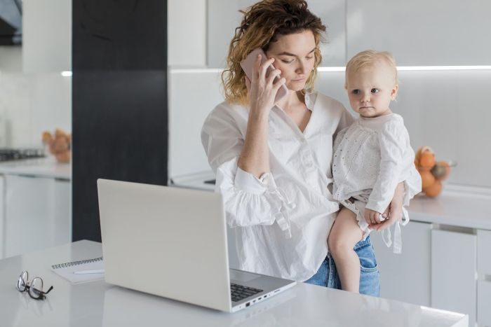 Cómo ha afectado el Covid a las madres de familia