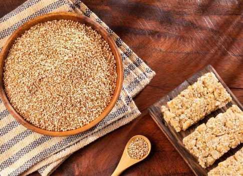Cómo el amaranto estimula la pérdida de peso y previene enfermedades graves