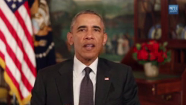 President Obama's Weekly Address:  Reaffirming Our Commitment to Protecting the Right to Vote