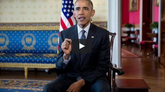 Weekly Address: President Obama's Supreme Court Nomination
