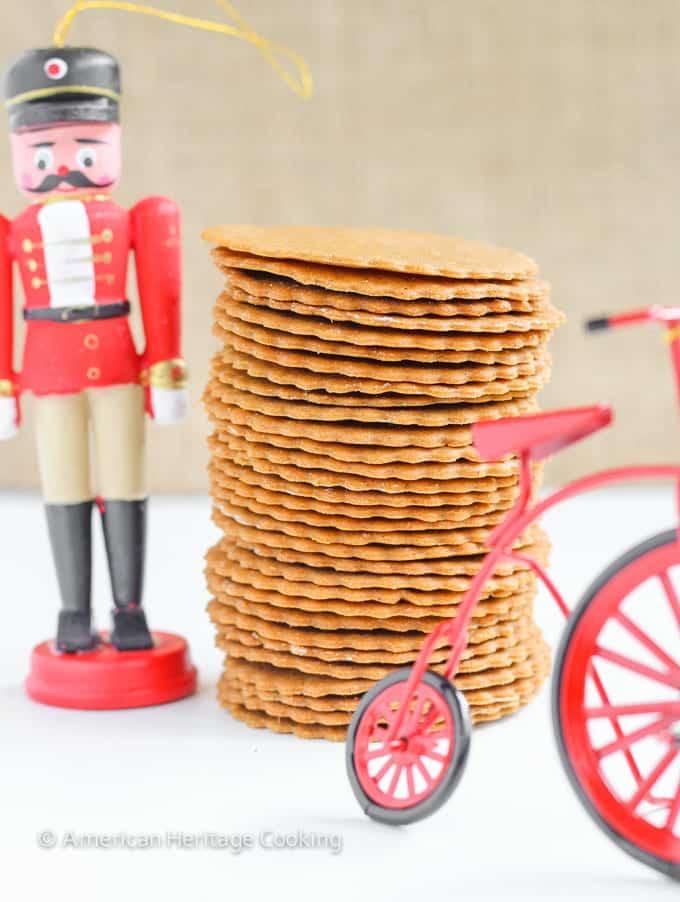 Moravian Cookies Recipe Treeofflife Org
