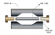 Hydroforming Step 1